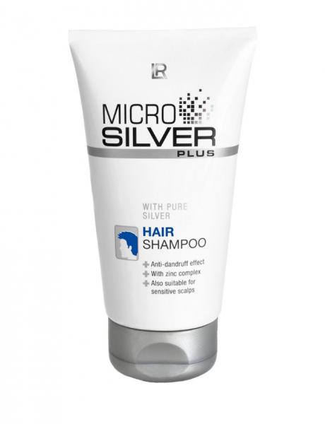Microsilver Plus Anti-Schuppen-Shampoo