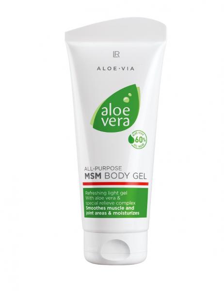 Aloe Vera MSM Body Gel