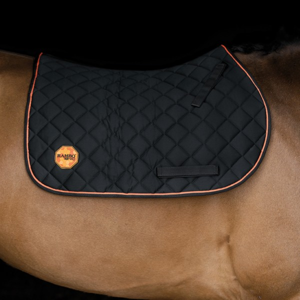 Rambo Ionic® Saddle Pad